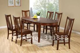 Chair Square Furniture Dining Room Varnished Iron Wood Long Table - Wood dining room chairs