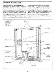 image home gyms imbe40055 pdf owner u0027s manual free download u0026 preview