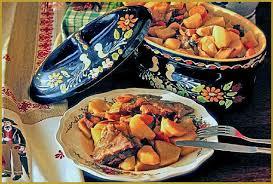 cuisine alsacienne baeckeoffe photos de baeckeoffe photos de la potée boulagère recettes d