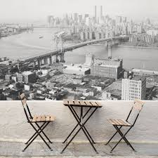 using vintage nyc murals as interior decor in restaurants eazywallz we print all our vintage wall murals on our original and innovative self adhesive woven fabric if you are looking for an easy solution to transform the