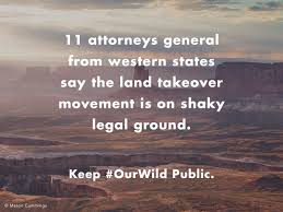 Publiclands Org Washington by The Gop And Alec U0027s Brazen Plan To Sell Off America U0027s Public Lands