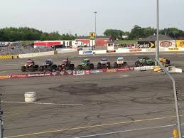 monster truck race track monster jam in lake erie speedway in pa u2013 part 2 realistic