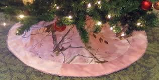 Moose Christmas Tree Skirt Realtree Ap Pink Tree Skirt Carstens Inc