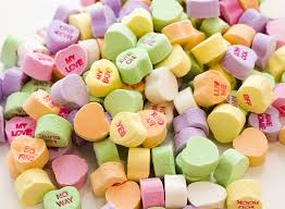 valentines day candy hearts best and worst s day candy eat this not that