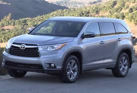 toyota highlander towing 2016 toyota highlander specs engine specifications curb weight