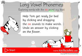 long vowel phoneme oo game