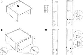 ikea storage furniture ivar cabinet 32x20x33