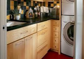 waschmaschine in küche 10 exclusive ideen zur dekoration einer gemütlichen waschküche