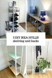 Ikea Home Decoration Elegant Ikea Hyllis Shelving Unit 91 For Your House Decoration