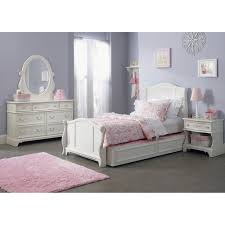 liberty furniture arielle sleigh trundle bed hayneedle