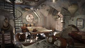 Steampunk Home Decor Steampunk Dining Chairs Bedroom Furniture Ideas Decorating Coffee