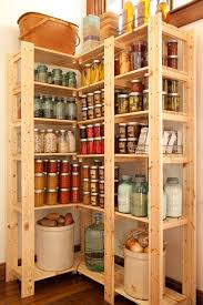 Building Wood Shelves In Pantry by Best 25 Wooden Pantry Ideas On Pinterest Pantry Ideas Pantries