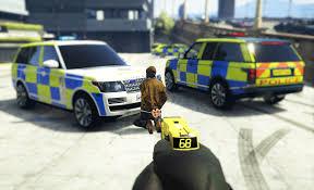 land rover british british police range rover vogue essex gta5 mods com