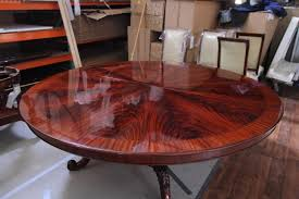 extra large round dining room tables marceladick com