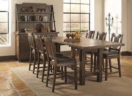 padima counter height dining room set casual dining sets