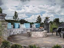Belgard Fire Pit by Belgard Holds Outdoor Fire Pit Giveaway In Honor Of National S