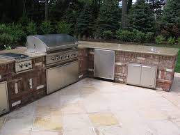 Kitchen Designs Nj Built In Outdoor Grill Designs Brick Outdoor Kitchen Design