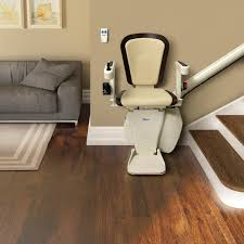 indoor chair stair lift power operated rotating capri