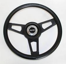 jeep steering wheel emblem jeep yj steering wheel ebay