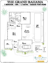 Model Home Floor Plans Port Home Floor Plans Reunion Pointe