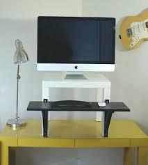 tablette de bureau tablette de bureau bureau tablette de bureau pour clavier meetharry co