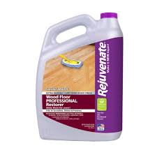 rejuvenate 128 oz professional satin finish wood floor restorer