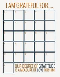play the gratitude this thanksgiving gratitude