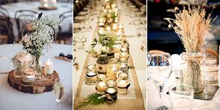 centerpiece ideas 18 gorgeous jars wedding centerpiece ideas for your big day