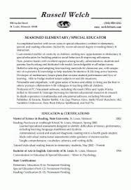 Teacher Resume Experience Examples by Wonderful Looking Teacher Resume Skills 8 Education Teaching