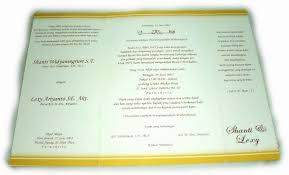 sle of wedding programs ceremony wedding invitation card wording in yaseen for