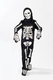 Skeleton Costume Halloween Skeleton Costume Boys Kids Light Halloween Size 5 7