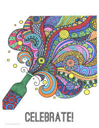 a birthday coloring book just for you live your life in color