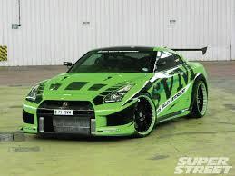 nissan gtr top gear albins u0027the hulk u0027 gt r sets top speed record intel super