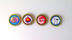 how to create a beautiful father u0027s day fridge magnet diy crafts
