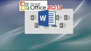 word 2013 tutorial part 1 for professionals and students youtube