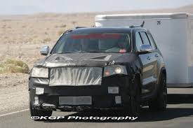 spied 2012 jeep grand cherokee srt8 392 hemi ls1tech camaro