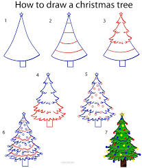 25 christmas pictures draw ideas