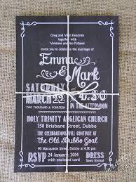 chalkboard wedding invitations chalkboard wedding invitations invitation boutique wagga wagga
