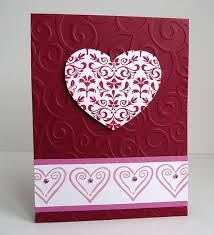 maroon color handmade birthday cards ideas trendy mods com