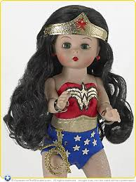 madame the collection dc comics 8 wendy doll