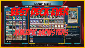 membuat game yugioh best deck in the game yu gi oh legacy of the duelist youtube
