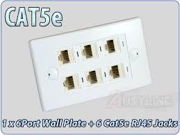 cat5e wiring diagram rj45 wall plate wiring diagram