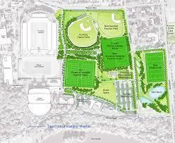 princeton university floor plans eastern cus athletic fields parking cus plan