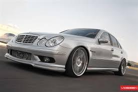 2003 mercedes e55 amg for sale modified e55 600hp mercedes e55 amg vossen cv2 wheels