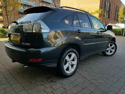 lexus rx 300 se fully loaded long mot part exchange welcome