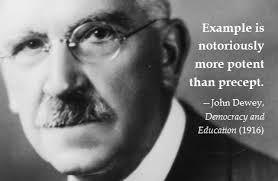 Teaching as Attitude  The Staying Power of John Dewey Teaching   Learning in Higher Ed