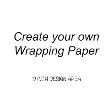 create your own wrapping paper and gift wrap designs by giftskins