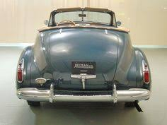 1941 cadillac series 62 convertible ornament view classic
