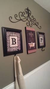 Bathroom Towel Design Ideas by Initial Towel Hooks In My U0027s Bathroom I U0027d Have To Put Mines