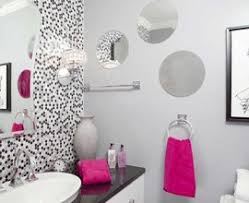 simple cute bathroom decorating ideas also home interior design